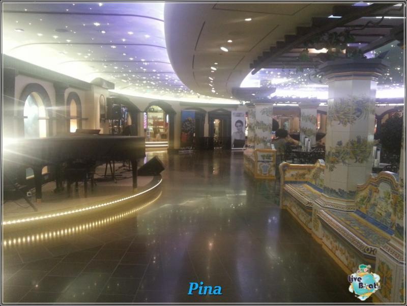 """""""La Piazzetta"""" di Msc Splendida-20140608_124505-jpg"""