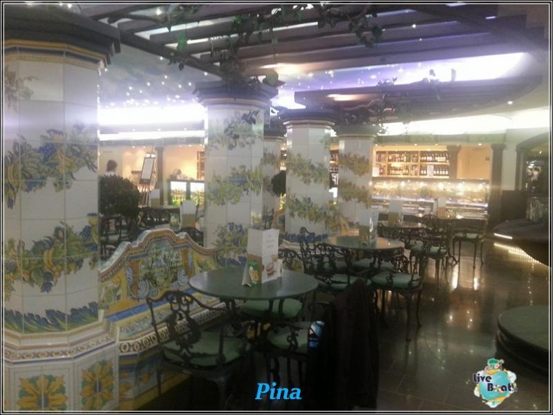 """""""La Piazzetta"""" di Msc Splendida-20140608_124529-jpg"""