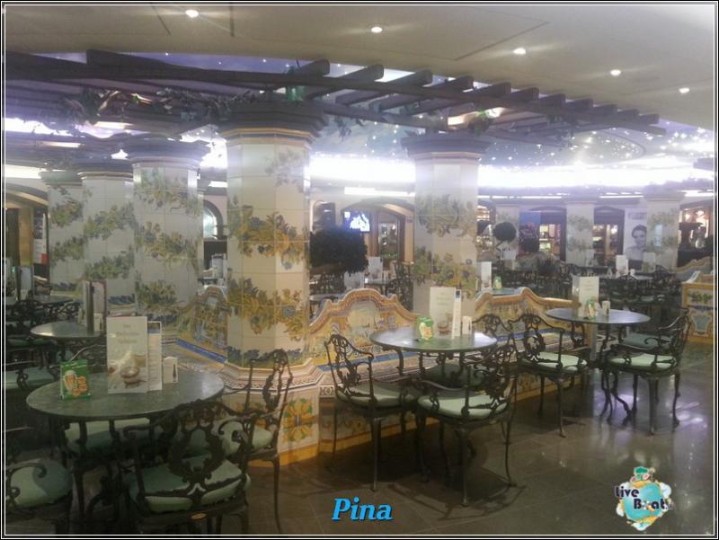 """""""La Piazzetta"""" di Msc Splendida-20140608_124619-jpg"""