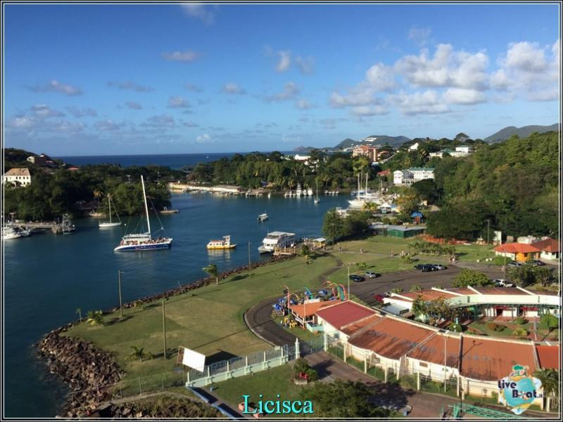 2015/01/27 Celebrity Summit - Castries - Santa Lucia-foto-celebritysummit-santalucia-direttaliveboat-crociere-3-jpg
