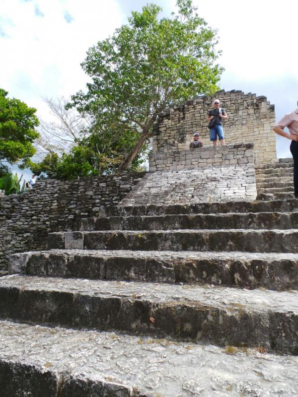 2015/02/17 Costa Luminosa Costa Maya - Messico-uploadfromtaptalk1424209328303-jpg
