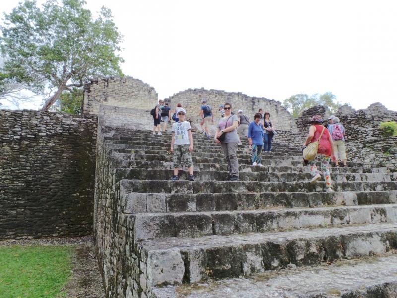 2015/02/17 Costa Luminosa Costa Maya - Messico-uploadfromtaptalk1424209343246-jpg