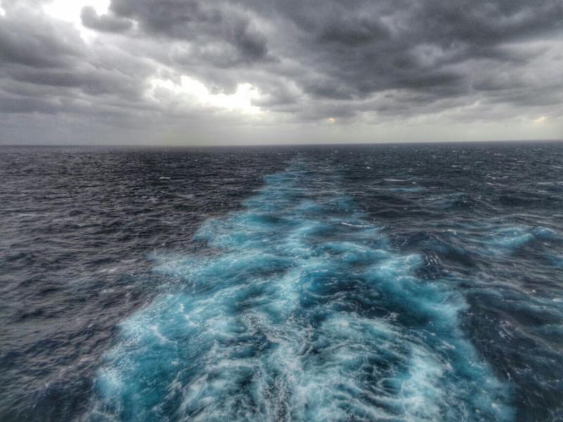 2015/02/19 Costa Luminosa Navigazione-uploadfromtaptalk1424415741399-jpg
