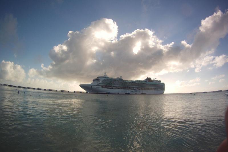 2015/02/22 Costa Luminosa Grand Turks - Turks e Caicos Caraibi-gran-turk-caichos-costa-luminosa-15-jpg