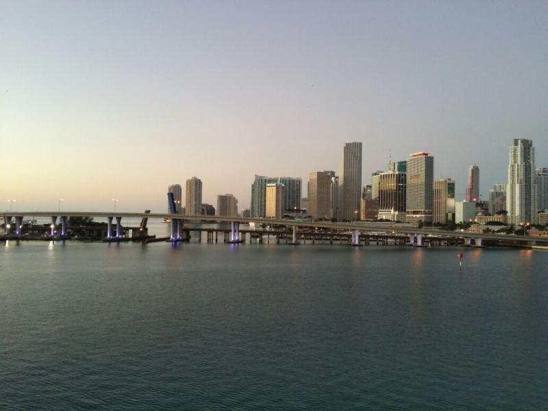 2015/02/25 Costa Luminosa Miami- Sbarco-uploadfromtaptalk1424867037849-jpg