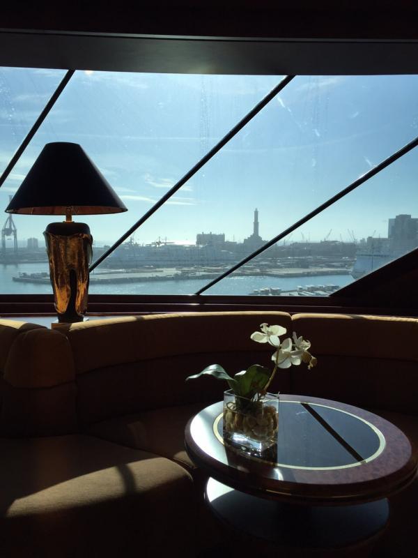 2015/03/03 Genova Imbarco MSC Fantasia-foto-mscfantasia-genova-direttaliveboat-crociere-10-jpg