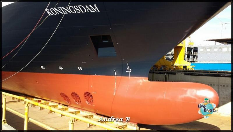 Foto esterne nave Koningsdam Holland America-img-20150303-wa0019-jpg