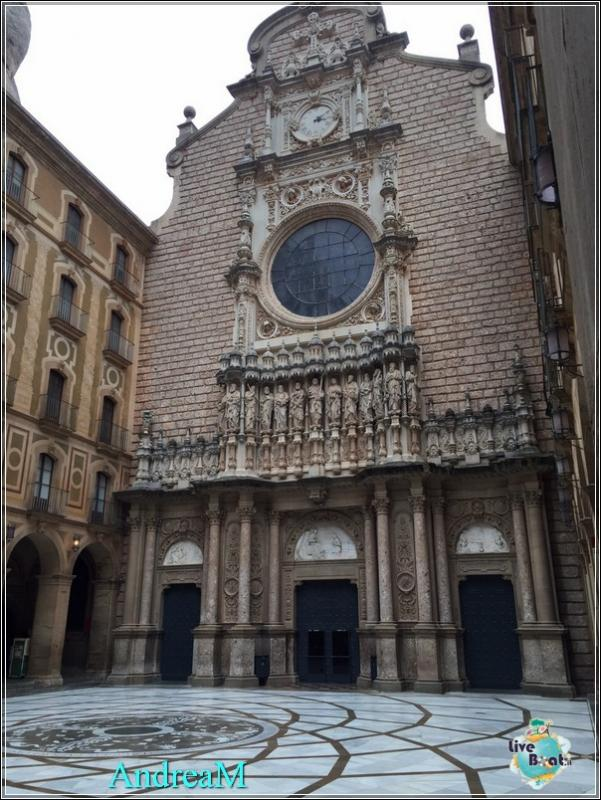 2015/03/04 Barcellona MSC Fantasia-foto-mscfantasia-montserrat-direttaliveboat-crociere-10-jpg