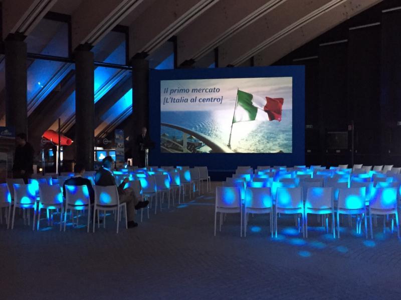 Evento Costa Crociere #ilmodoitaliano Galleria Campari Milano.-uploadfromtaptalk1425497074533-jpg