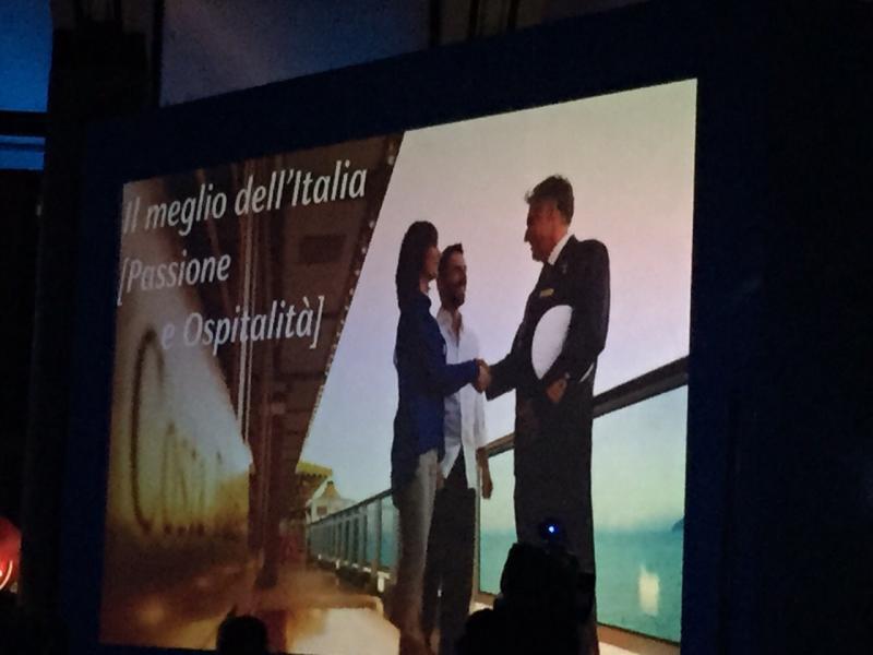 Evento Costa Crociere #ilmodoitaliano Galleria Campari Milano.-uploadfromtaptalk1425500954048-jpg