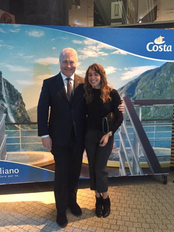 Evento Costa Crociere #ilmodoitaliano Galleria Campari Milano.-uploadfromtaptalk1425507415563-jpg