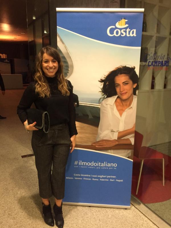 Evento Costa Crociere #ilmodoitaliano Galleria Campari Milano.-uploadfromtaptalk1425507501967-jpg