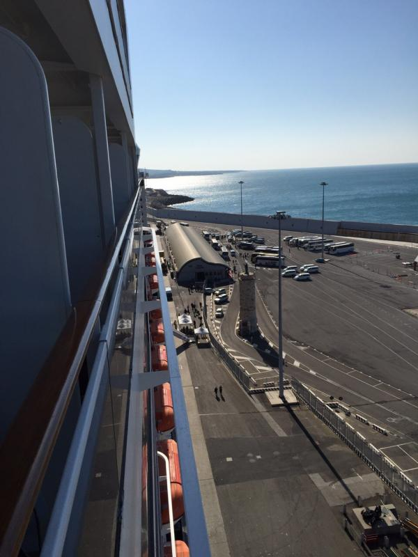 2015/03/13 Civitavecchia MSC Fantasia-uploadfromtaptalk1426270718096-jpg