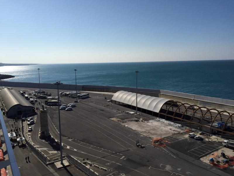 2015/03/13 Civitavecchia MSC Fantasia-uploadfromtaptalk1426270728815-jpg
