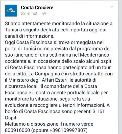 Tunisia: spari in museo, turisti in ostaggio. Otto morti-uploadfromtaptalk1426687423906-jpg