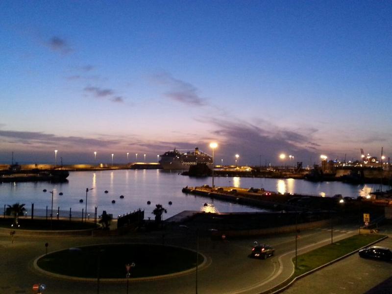2 aprile 2015 - visita Costa Atlantica a Civitavecchia-uploadfromtaptalk1428094063499-jpg