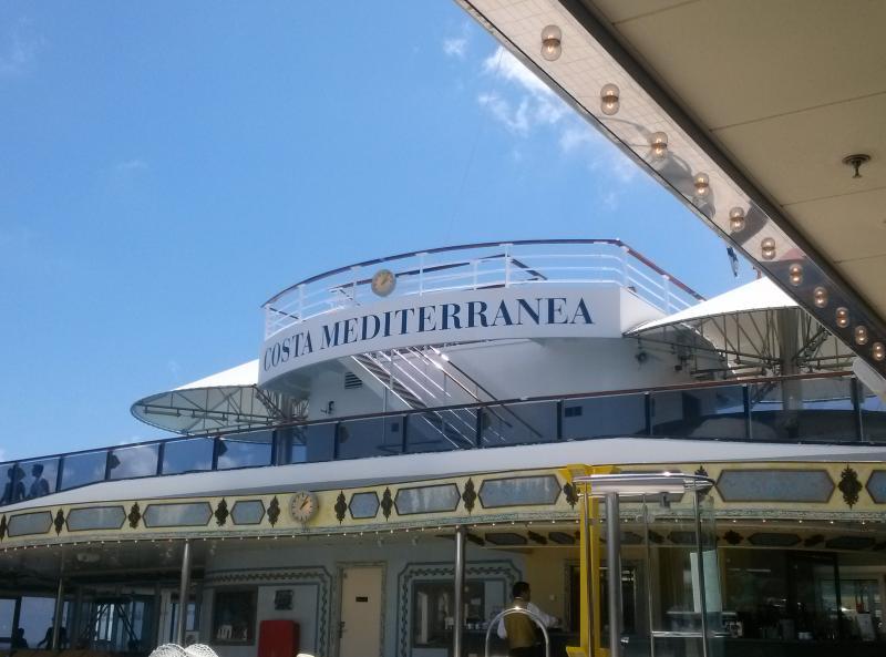 Costa Mediterranea crociera del cinema 18/05/2014-cam00527-jpg