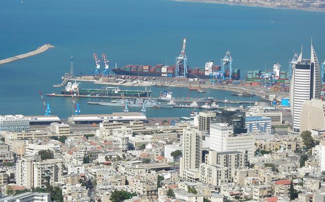 Terminal, Msc sbarca in Israele-haifa-20port-u100851024386ku-288x174-k9qd-645x400-meditelegraphweb-jpg