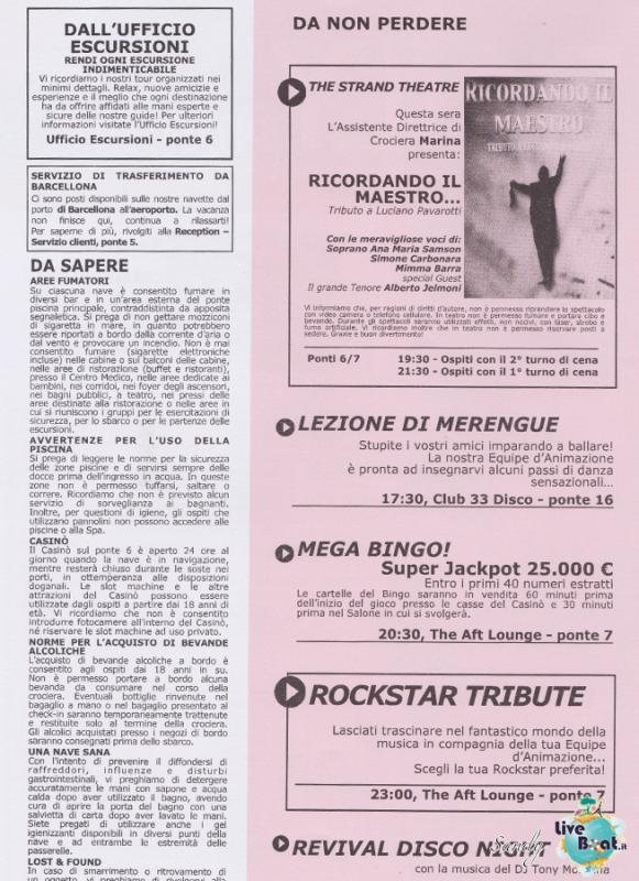 Msc SPLENDIDA - Med. Occidentale, 07/12/2013 - 14/12/2013-msc_splendida_daily_13-12-2013-02-jpg