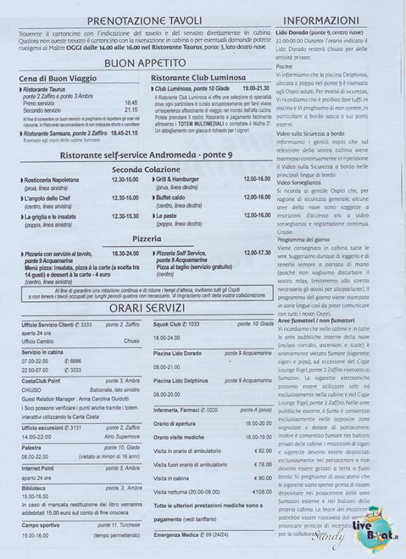 Costa LUMINOSA - Blu Lavanda, 06/09 ottobre 2014-today_costa_luminosa-04-jpg