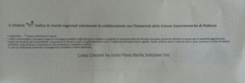 2015/04/26 Navigazione-  costa neoromantica crociera costa club-uploadfromtaptalk1430127030026-jpg