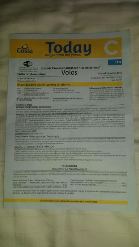 2015/04/30 Volos- costa neoromantica crociera costa club-uploadfromtaptalk1430415186026-jpg