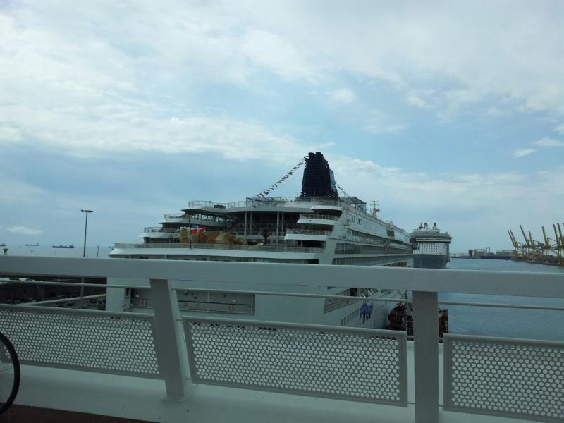 2015/05/19 Allure of the seas, partenza da Barcellona-uploadfromtaptalk1432030874219-jpg