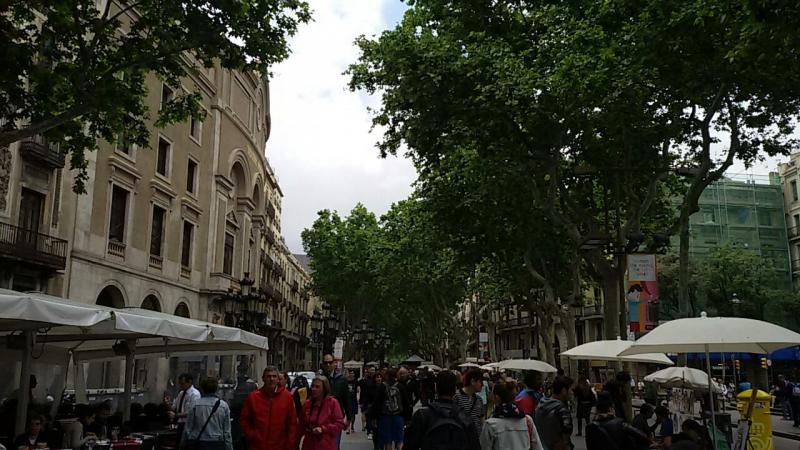 2015/05/20 Barcellona MSC Divina-uploadfromtaptalk1432130294327-jpg