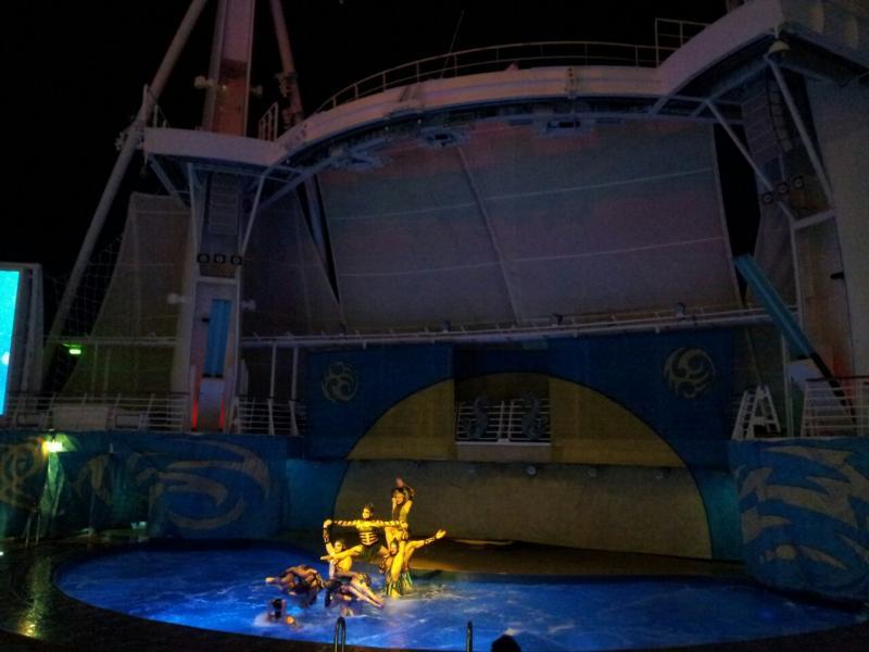 2015/05/20 Allure of the seas Navigazione-uploadfromtaptalk1432155330868-jpg