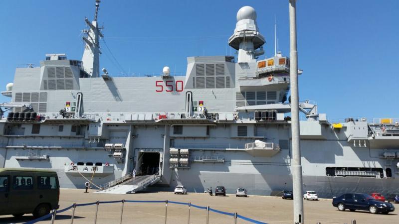 Visita alla portaerei Cavour a Cagliari-imageuploadedbytapatalk1433148945-769777-jpg
