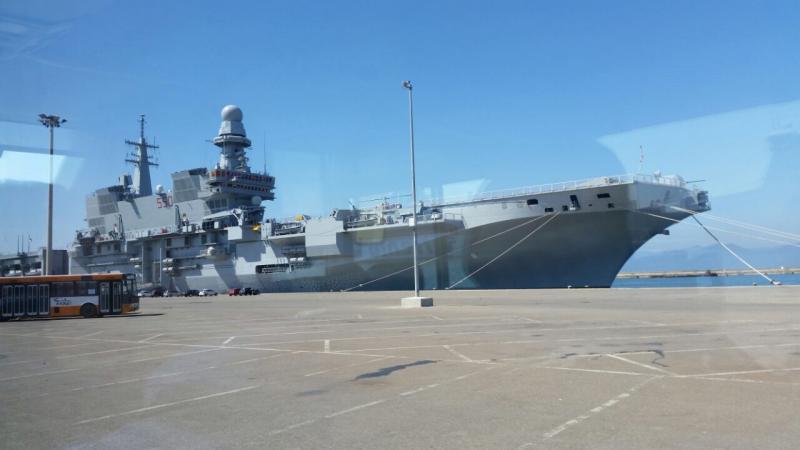 Visita alla portaerei Cavour a Cagliari-imageuploadedbytapatalk1433148954-890839-jpg