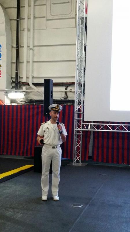 Visita alla portaerei Cavour a Cagliari-uploadfromtaptalk1433152966041-jpg