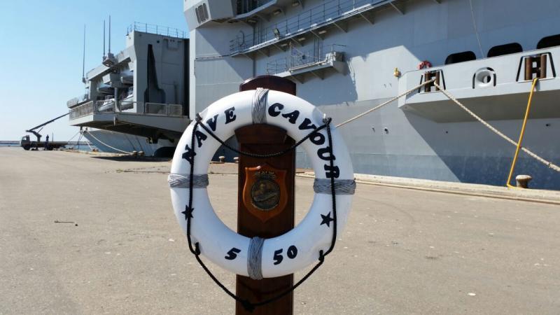 Visita alla portaerei Cavour a Cagliari-uploadfromtaptalk1433152984560-jpg