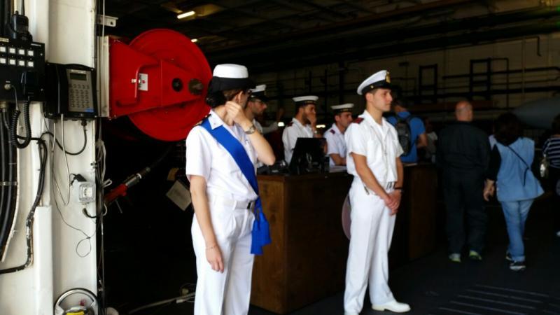 Visita alla portaerei Cavour a Cagliari-uploadfromtaptalk1433153003618-jpg
