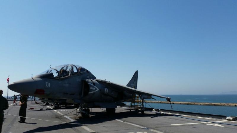 Visita alla portaerei Cavour a Cagliari-uploadfromtaptalk1433153087119-jpg