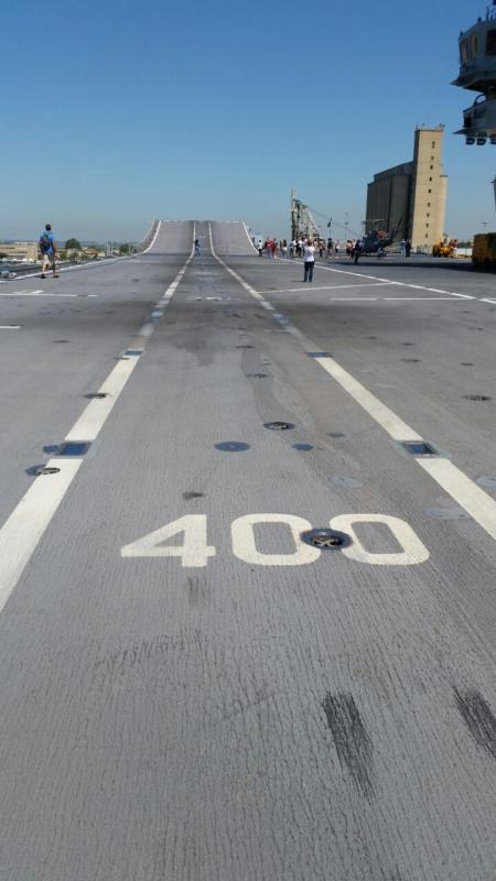 Visita alla portaerei Cavour a Cagliari-uploadfromtaptalk1433153244622-jpg
