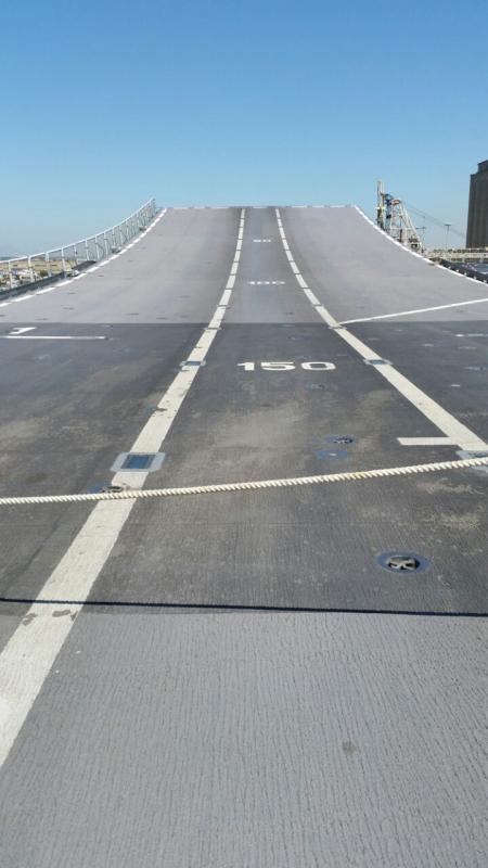 Visita alla portaerei Cavour a Cagliari-uploadfromtaptalk1433153252695-jpg