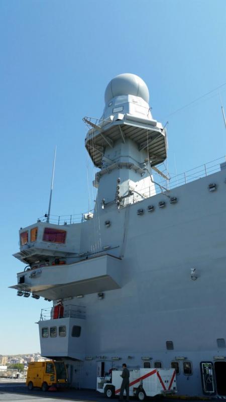 Visita alla portaerei Cavour a Cagliari-uploadfromtaptalk1433153269820-jpg