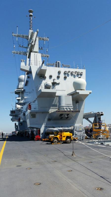 Visita alla portaerei Cavour a Cagliari-uploadfromtaptalk1433153283711-jpg
