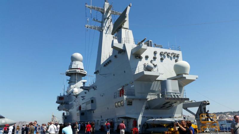 Visita alla portaerei Cavour a Cagliari-uploadfromtaptalk1433153297311-jpg