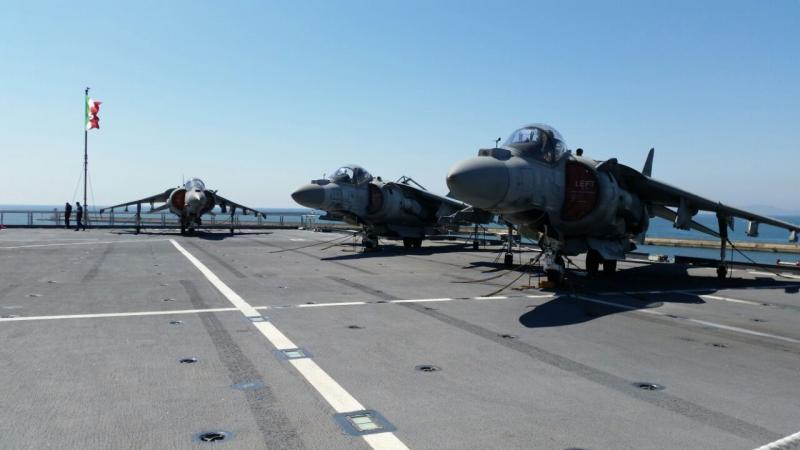 Visita alla portaerei Cavour a Cagliari-uploadfromtaptalk1433153314619-jpg