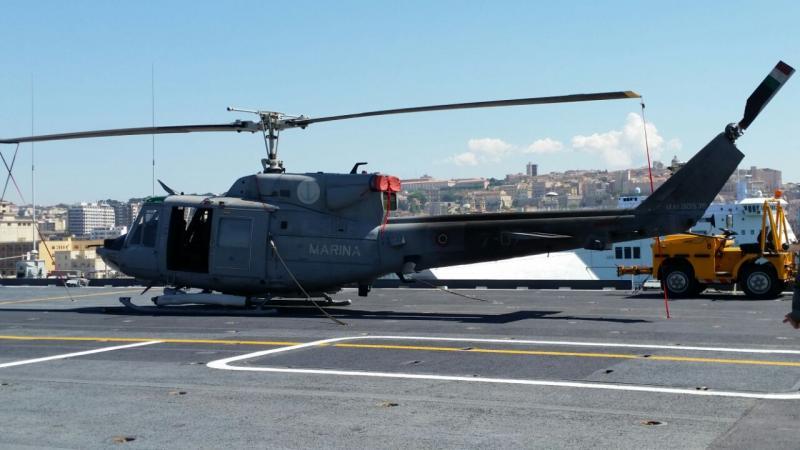 Visita alla portaerei Cavour a Cagliari-uploadfromtaptalk1433153335839-jpg