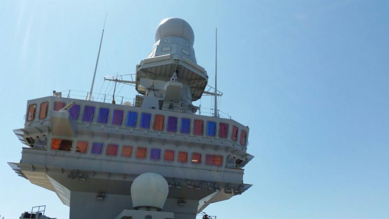 Visita alla portaerei Cavour a Cagliari-uploadfromtaptalk1433153358866-jpg
