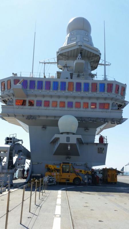 Visita alla portaerei Cavour a Cagliari-uploadfromtaptalk1433153367430-jpg