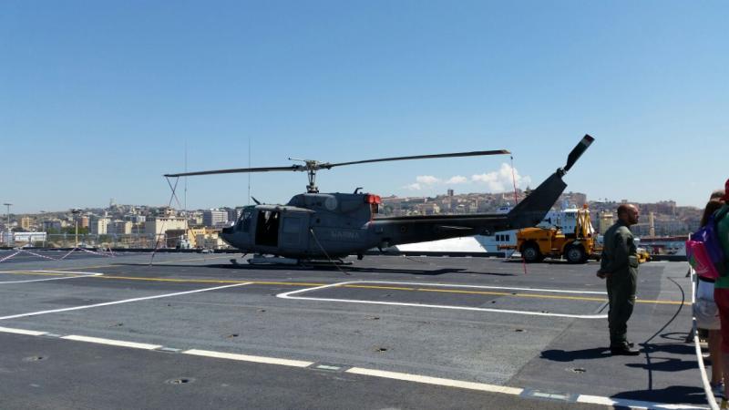 Visita alla portaerei Cavour a Cagliari-uploadfromtaptalk1433153471773-jpg