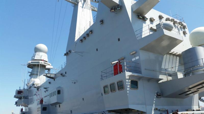 Visita alla portaerei Cavour a Cagliari-uploadfromtaptalk1433153482940-jpg