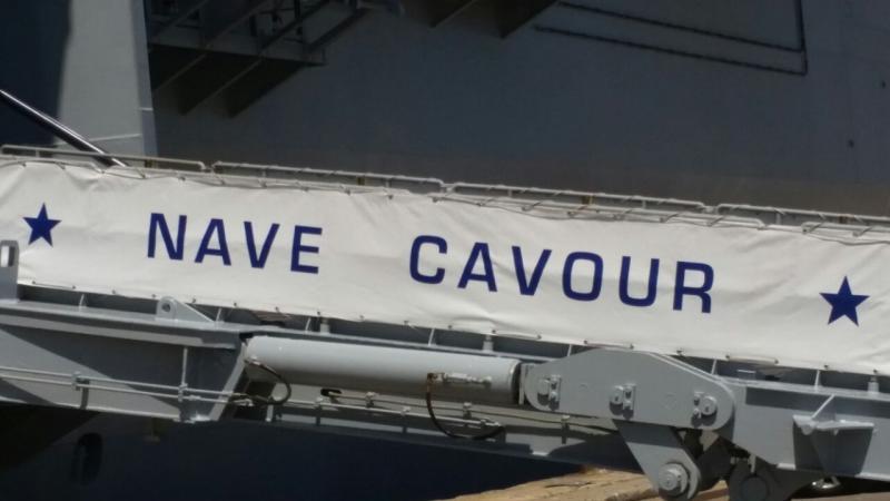 Visita alla portaerei Cavour a Cagliari-uploadfromtaptalk1433153526967-jpg