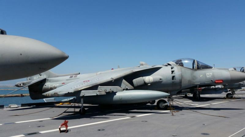 Visita alla portaerei Cavour a Cagliari-uploadfromtaptalk1433153542820-jpg