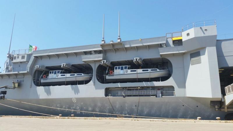 Visita alla portaerei Cavour a Cagliari-uploadfromtaptalk1433153609653-jpg