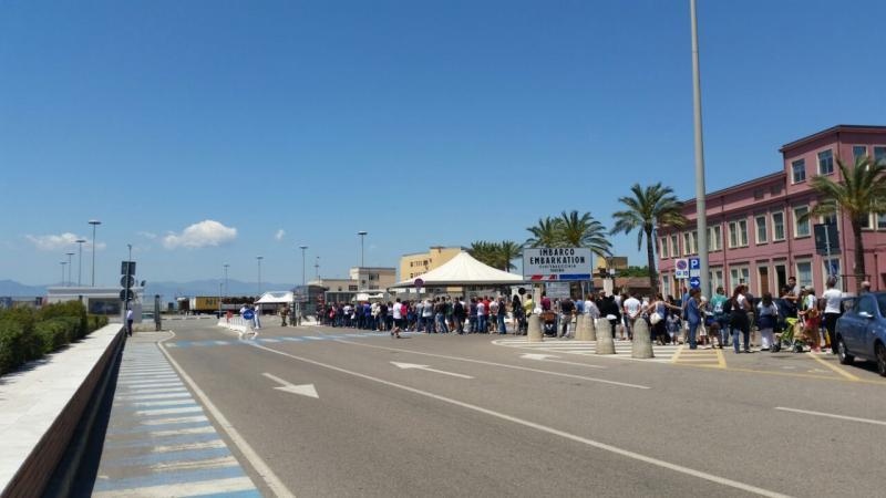Visita alla portaerei Cavour a Cagliari-uploadfromtaptalk1433153971616-jpg